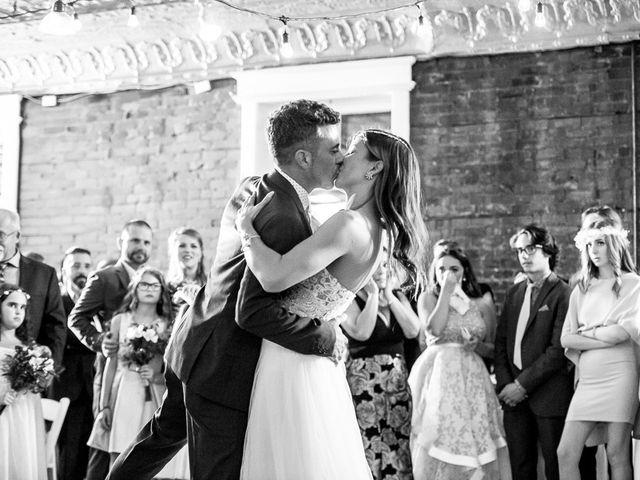 Sarah and Rob's wedding in Hamilton, Ontario 39