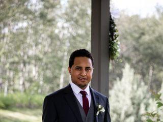 The wedding of Tynisha and Nathan 2