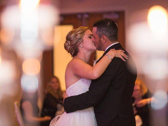 Darren and Khrysti-Lee's wedding in Richmond Hill, Ontario 1