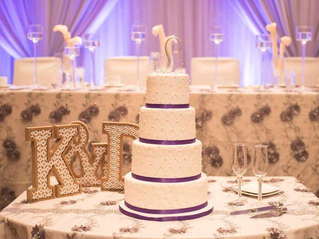 Darren and Khrysti-Lee's wedding in Richmond Hill, Ontario 2