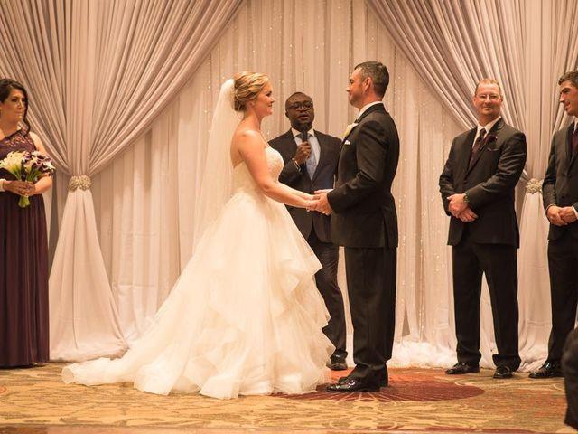 Darren and Khrysti-Lee's wedding in Richmond Hill, Ontario 3
