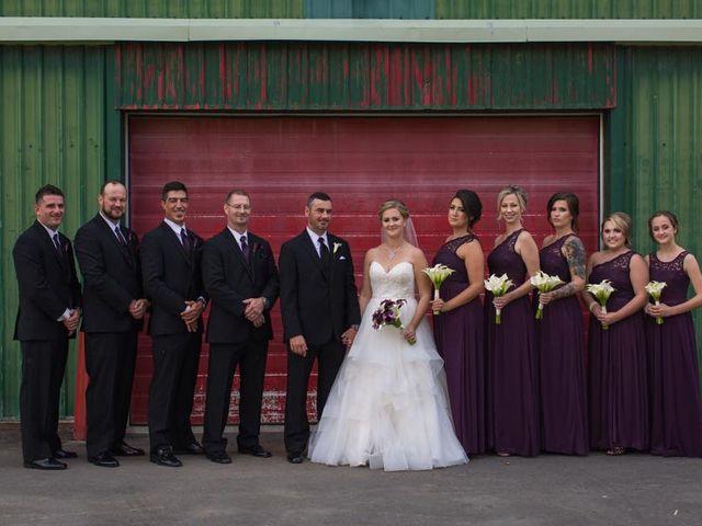 Darren and Khrysti-Lee's wedding in Richmond Hill, Ontario 4