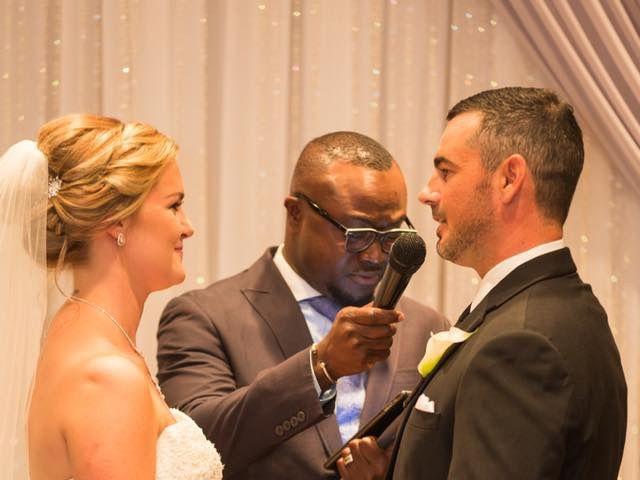 Darren and Khrysti-Lee's wedding in Richmond Hill, Ontario 6