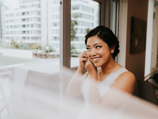 Anthony and Olivia's wedding in Vancouver, British Columbia 8