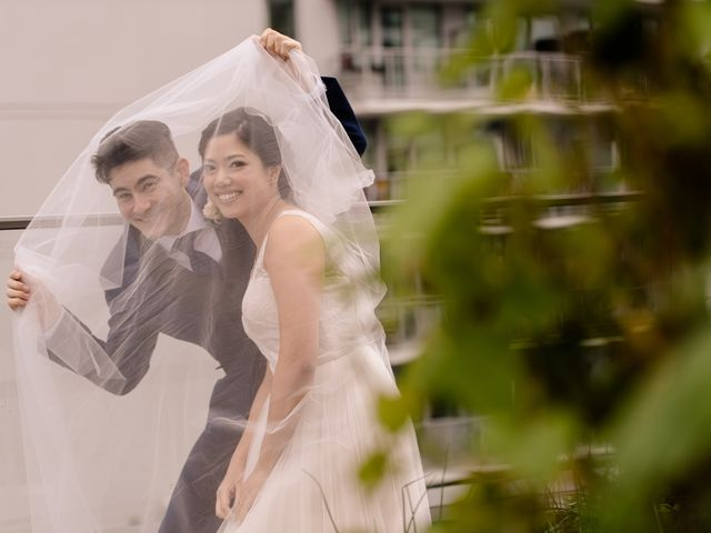 Anthony and Olivia's wedding in Vancouver, British Columbia 11