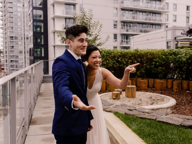 Anthony and Olivia's wedding in Vancouver, British Columbia 13