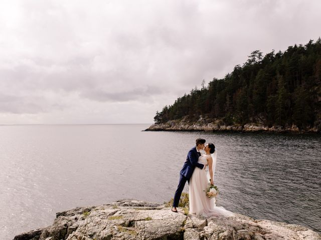 Anthony and Olivia's wedding in Vancouver, British Columbia 15
