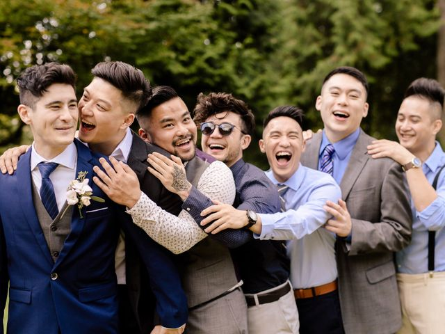 Anthony and Olivia's wedding in Vancouver, British Columbia 32