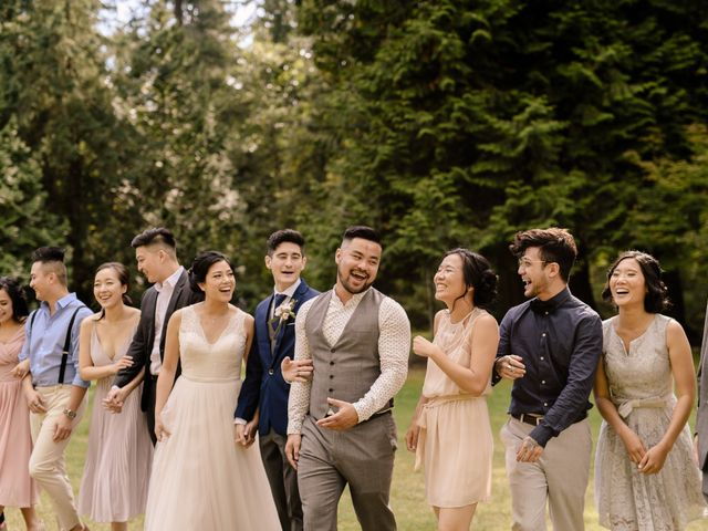 Anthony and Olivia's wedding in Vancouver, British Columbia 33