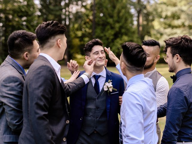 Anthony and Olivia's wedding in Vancouver, British Columbia 38