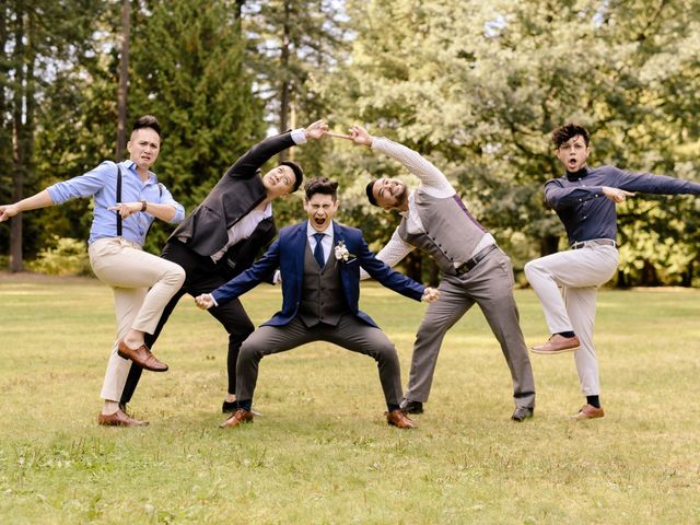 Anthony and Olivia's wedding in Vancouver, British Columbia 42