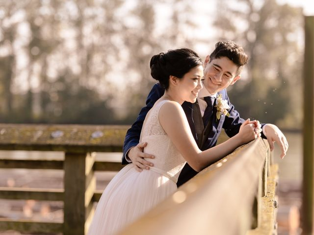 Anthony and Olivia's wedding in Vancouver, British Columbia 45