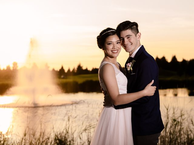 Anthony and Olivia's wedding in Vancouver, British Columbia 57
