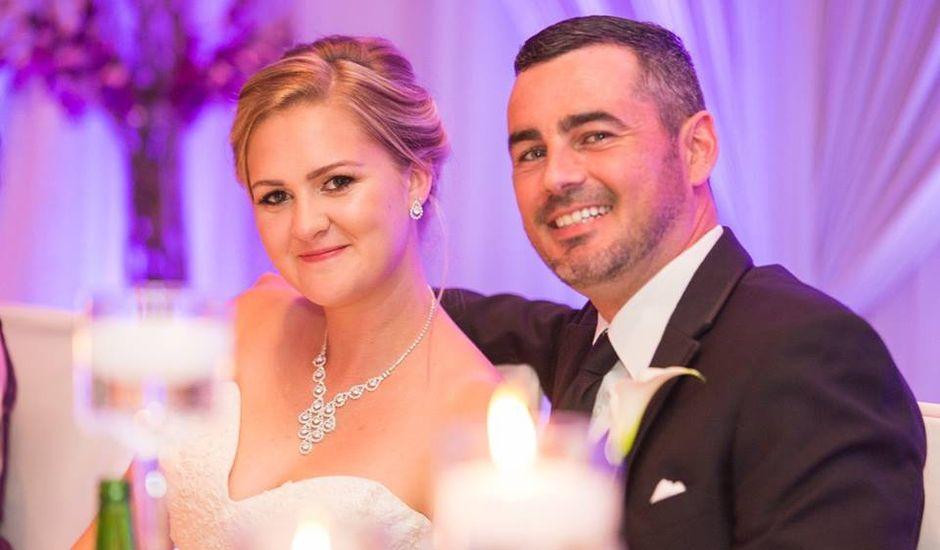 Darren and Khrysti-Lee's wedding in Richmond Hill, Ontario