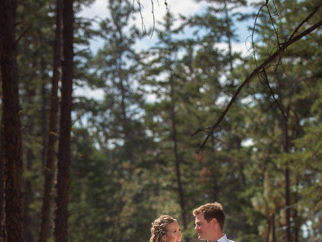 Trevor and Allysha's wedding in Kelowna, British Columbia 1
