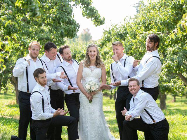 Trevor and Allysha's wedding in Kelowna, British Columbia 11