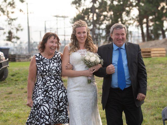 Trevor and Allysha's wedding in Kelowna, British Columbia 14