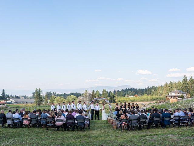 Trevor and Allysha's wedding in Kelowna, British Columbia 15