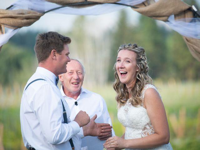 Trevor and Allysha's wedding in Kelowna, British Columbia 16