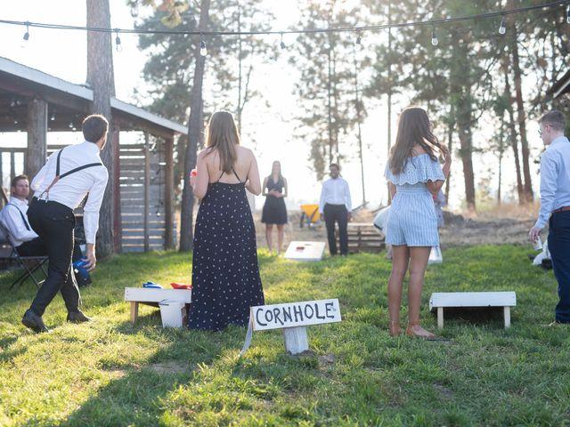 Trevor and Allysha's wedding in Kelowna, British Columbia 2