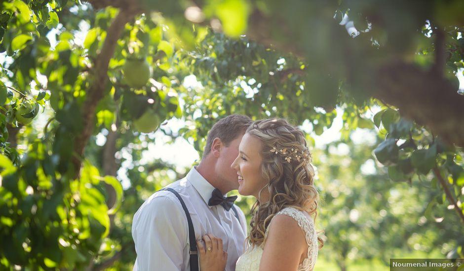 Trevor and Allysha's wedding in Kelowna, British Columbia