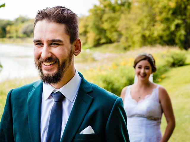 Arthur and Melissa's wedding in Winnipeg, Manitoba 28