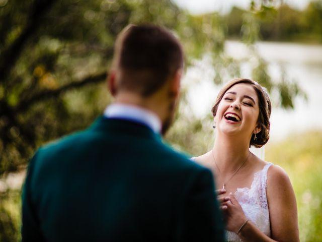 Arthur and Melissa's wedding in Winnipeg, Manitoba 34