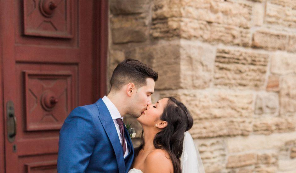 Anton And Sarah 's Wedding In Hamilton, Ontario