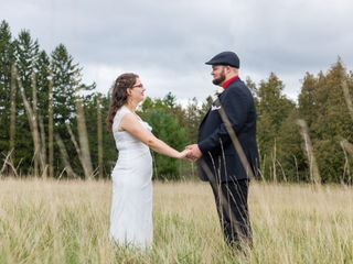 The wedding of Jenny and Zach
