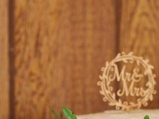 The wedding of Teri and Darren 3