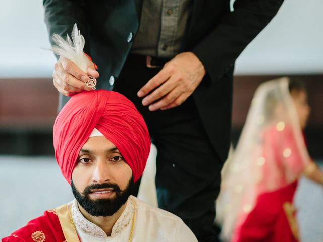 Bikram and Mandy's wedding in Squamish, British Columbia 12