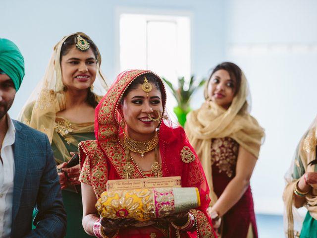 Bikram and Mandy's wedding in Squamish, British Columbia 14