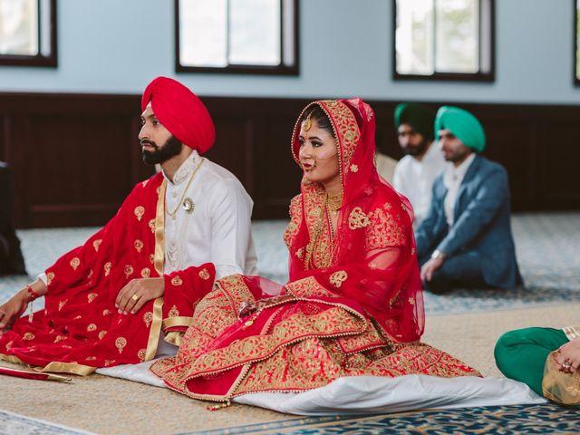 Bikram and Mandy's wedding in Squamish, British Columbia 20