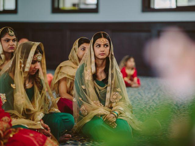 Bikram and Mandy's wedding in Squamish, British Columbia 25