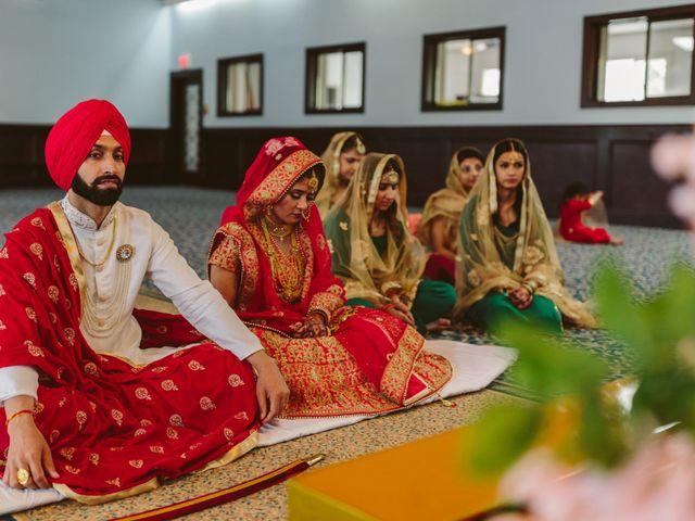 Bikram and Mandy's wedding in Squamish, British Columbia 26