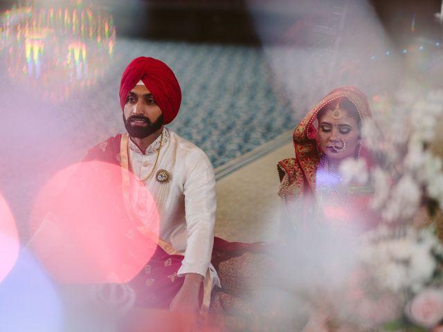 Bikram and Mandy's wedding in Squamish, British Columbia 28