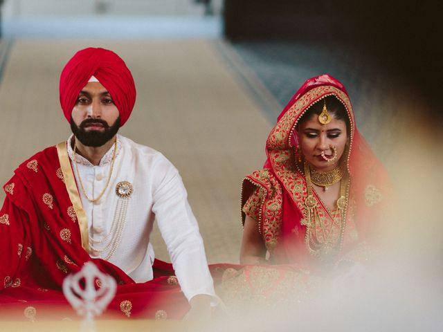Bikram and Mandy's wedding in Squamish, British Columbia 32