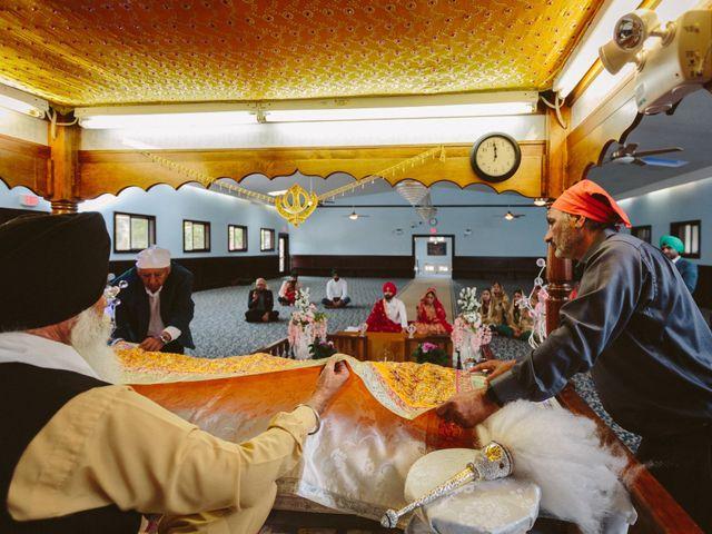 Bikram and Mandy's wedding in Squamish, British Columbia 33