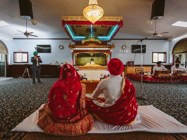 Bikram and Mandy's wedding in Squamish, British Columbia 34