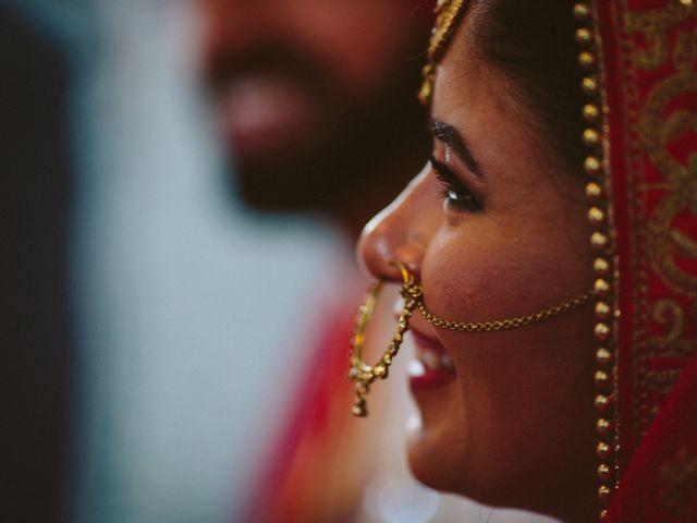 Bikram and Mandy's wedding in Squamish, British Columbia 38