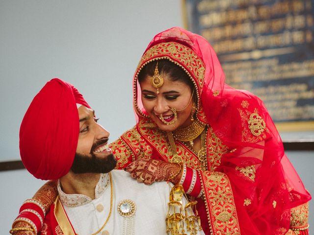 Bikram and Mandy's wedding in Squamish, British Columbia 40