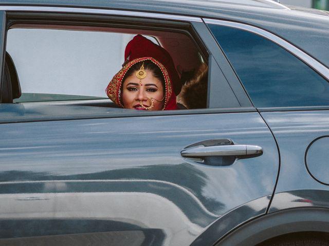 Bikram and Mandy's wedding in Squamish, British Columbia 42