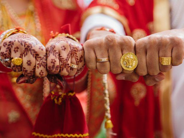 Bikram and Mandy's wedding in Squamish, British Columbia 59