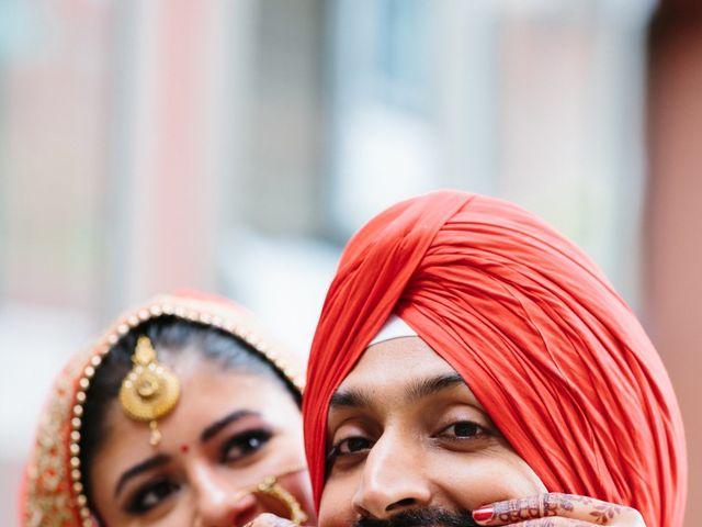 Bikram and Mandy's wedding in Squamish, British Columbia 62