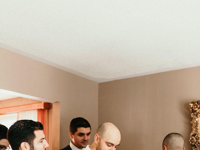 Derek and Jannick's wedding in London, Ontario 8