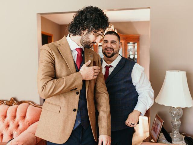 Derek and Jannick's wedding in London, Ontario 14