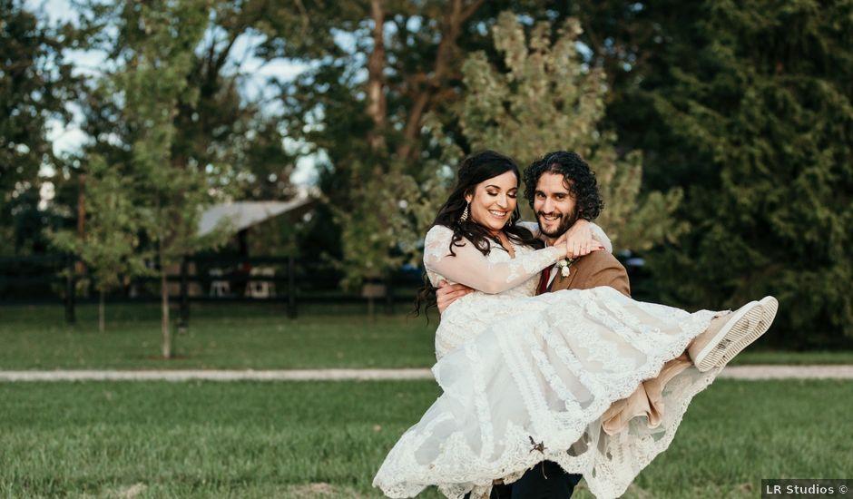 Derek and Jannick's wedding in London, Ontario
