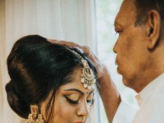 The wedding of Chenduri and Ricardo 2