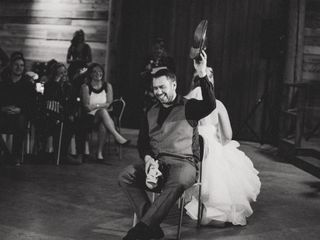 The wedding of Casey and Alana 2