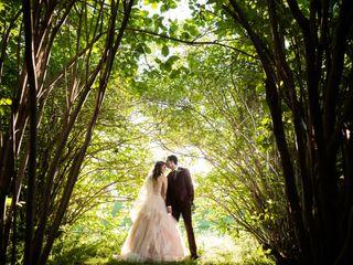 The wedding of Payton and Austin